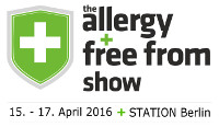 Allergy  Free From Messe 2016 MeinAllergiePortal