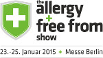 Allergy Free From Messe 2015