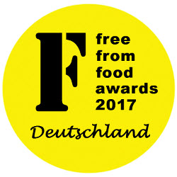 Die Free From Food Awards 2017