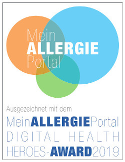 MeinAllergiePortal Digital Health Heroes Awards 2019