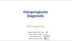 Allergologische Diagnostik