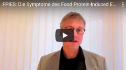 FPIES Food Protein Induced Enterocolitis Syndrome Symptome