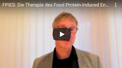 FPIES Therapie Food Protein Induced Enterocolitis Syndrome