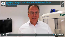 Virus Like Particles VLP Allzweckwaffe Allergietherapie